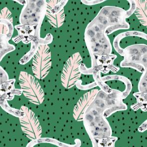 Spoonflower designs for a DIY headboard   Spoonflower Blog