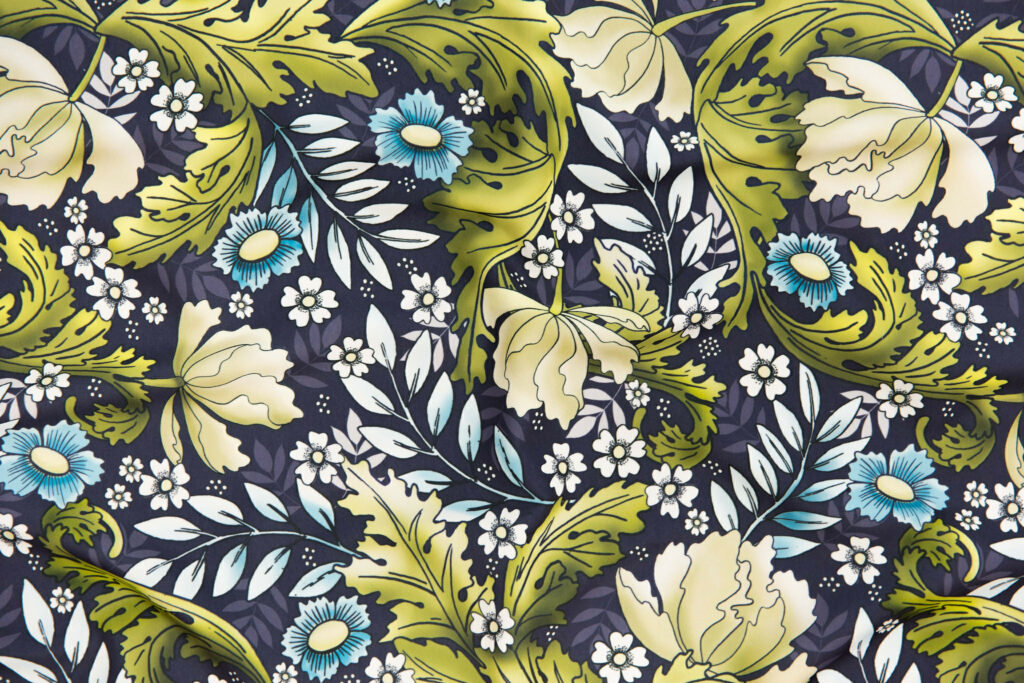 Victorian Era by whimsical_brush is the Victorian Era Design Challenge winner! | Spoonflower Blog