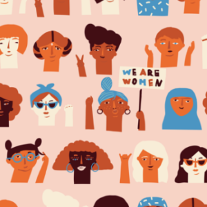 We Are Women by tasiania | Spoonflower Blog