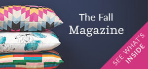 See what's inside the Spoonflower Fall Magazine