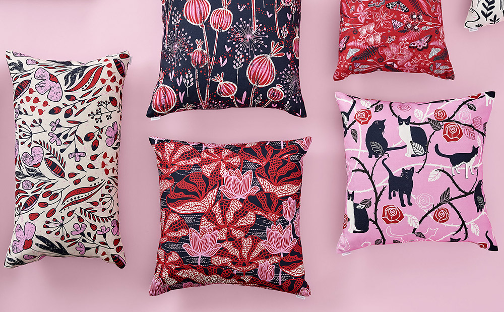 How to Mix and Match Patterns Like a Pro | Spoonflower Blog
