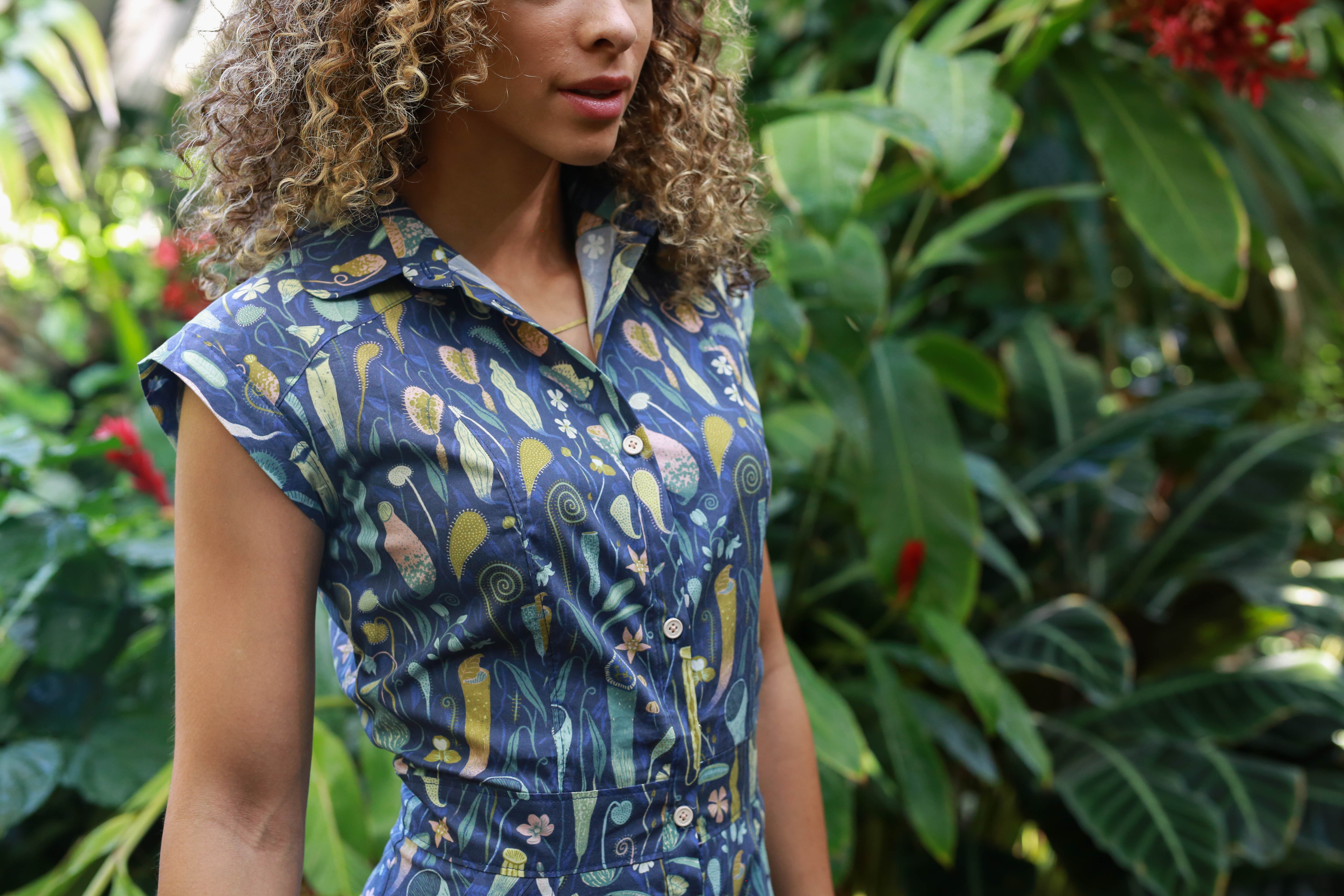 An Insider's Look at the Indiesew x Dan Lehman Collection | Spoonflower Blog