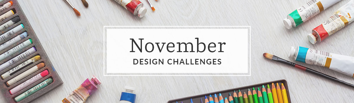 Announcing November's Design Challenge Themes | Spoonflower Blog