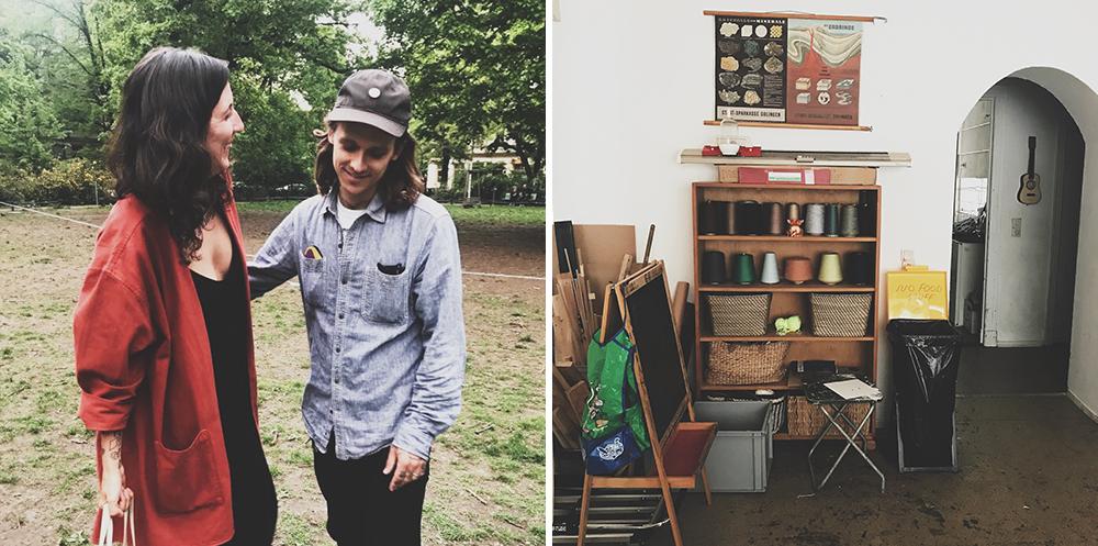 Meet the Designer: Anda Corrie of anda   Spoonflower Blog