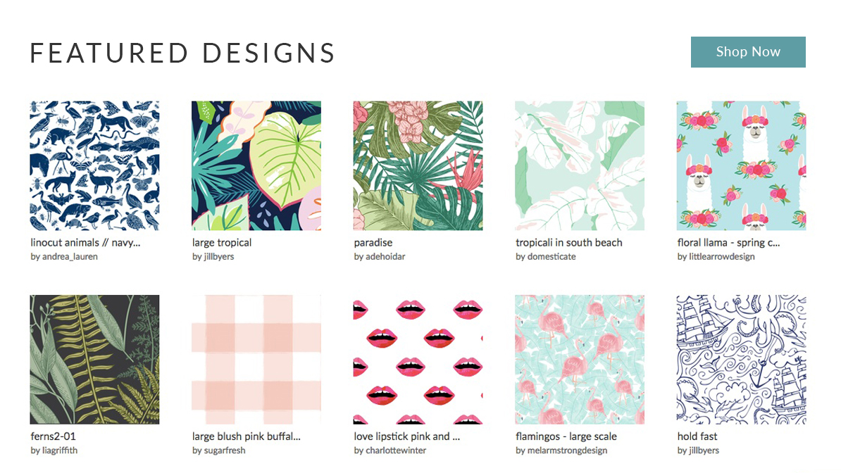 10 Wallpaper Projects That Will Inspire Your Next Big (or Small!) Room Makeover | Spoonflower Blog