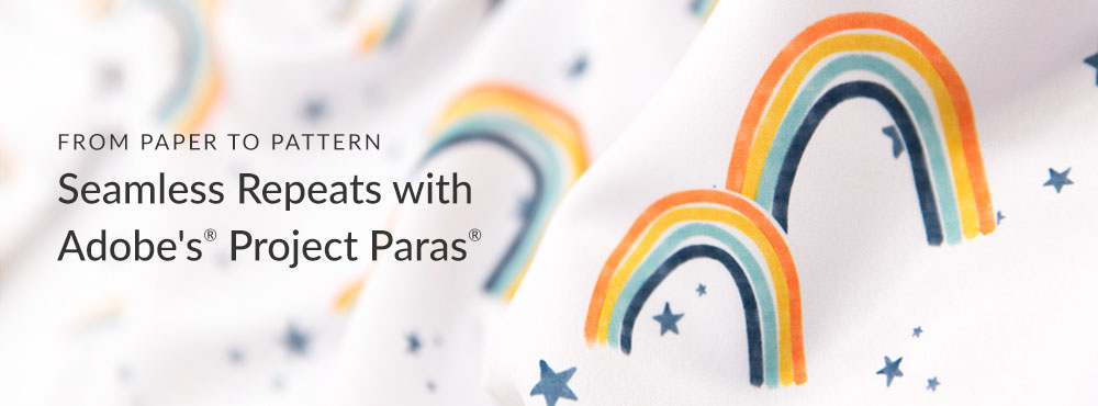 What We're Loving Right Now: Adobe's Newest Repeat Tool, Project Paras | Spoonflower Blog
