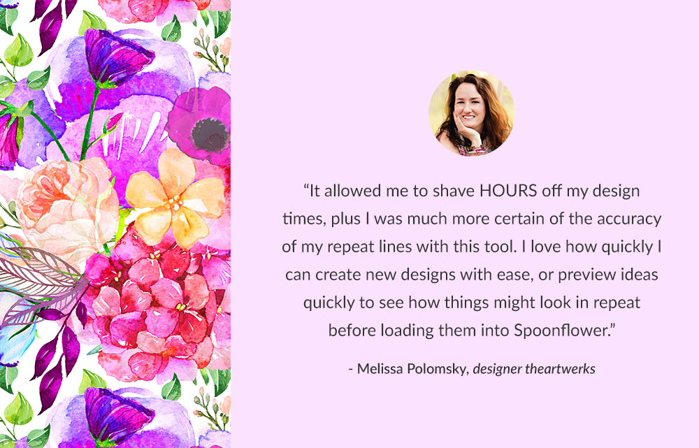 Adobe Project Paras Review | Spoonflower Blog