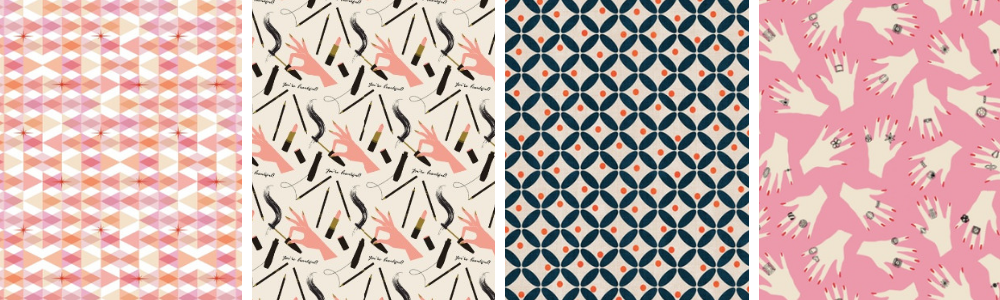 Designs for the beauty junky | Spoonflower Blog