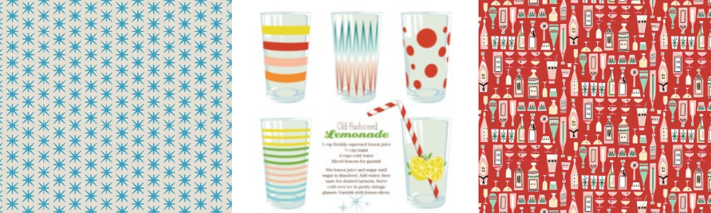 Designs for the mixologist | Spoonflower Blog