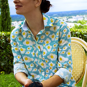 Alder button-up | Spoonflower Blog