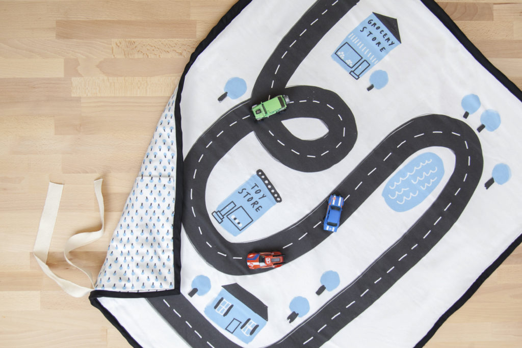 How to Design a Kid's Playmat | Spoonflower Blog