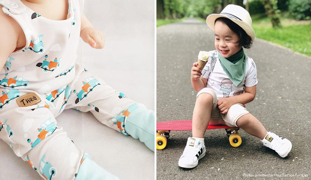 Stoffdesigns von littlesmilemakers - Kinderstoffe