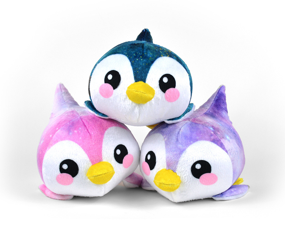 How to Make a Minky Penguin Plushie | Spoonflower Blog