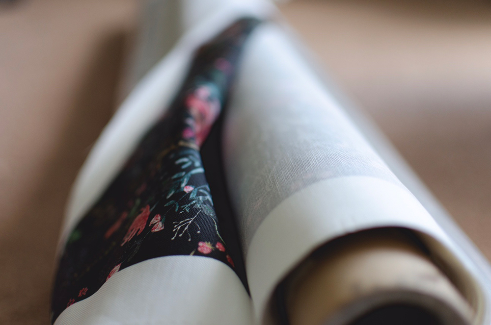 Meet the Makers: Leah and Cody Seelye of Burst Into Bloom | Spoonflower Blog