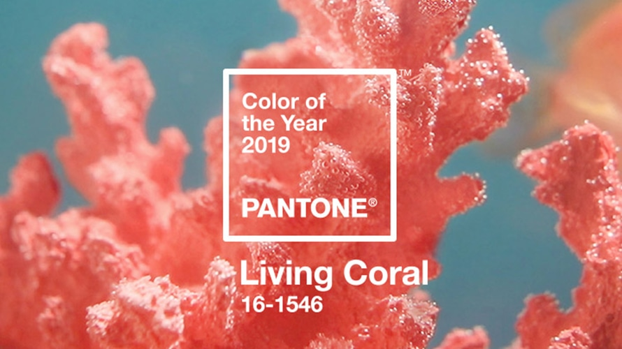 How to embrace the 2019 Pantone Color of the Year in your home | Spoonflower Blog