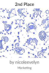 Astrology Design Challenge Winner! | Spoonflower Blog