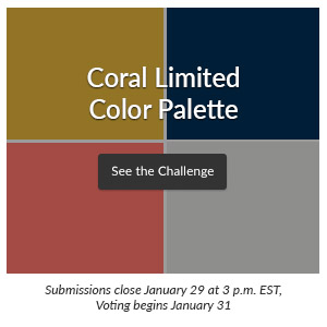 Coral Limited Color Palette | Spoonflower Blog