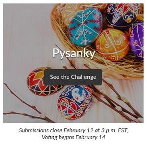Pysanky | Spoonflower Blog