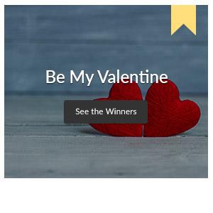 Be My Valentine Design Challenge Winners | Spoonflower Blog