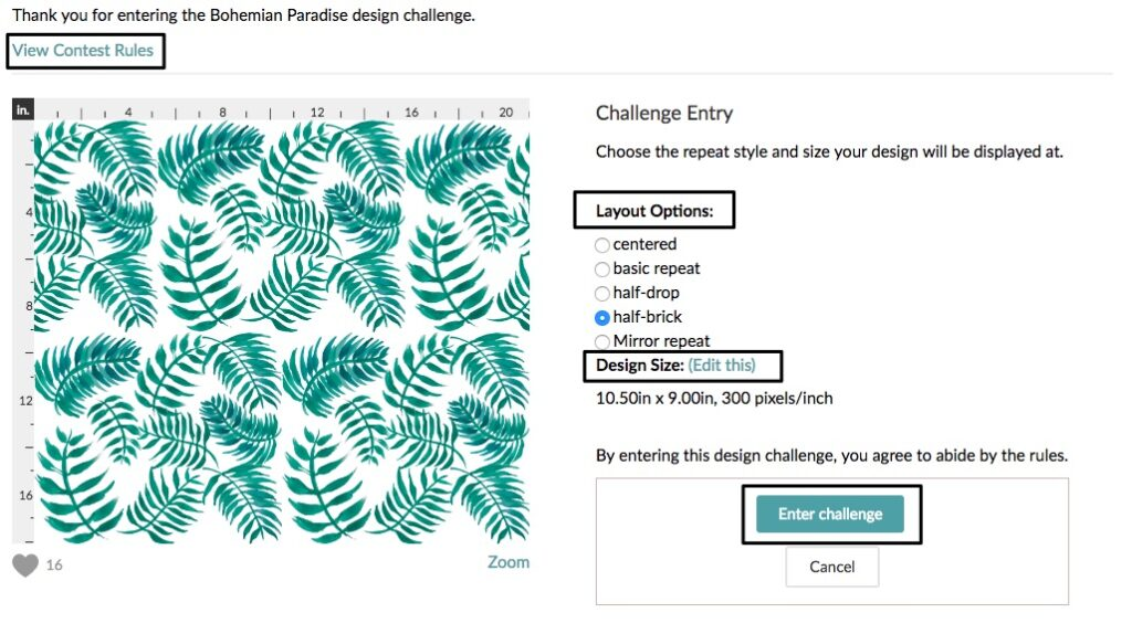 The Benefits of Participating in Spoonflower's Weekly Design Challenges | Spoonflower Blog