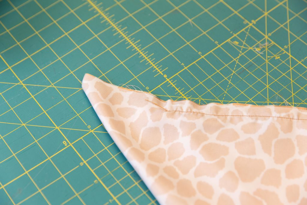 Snuggle Up to a DIY Self-Binding Minky Blanket | Spoonflower Blog