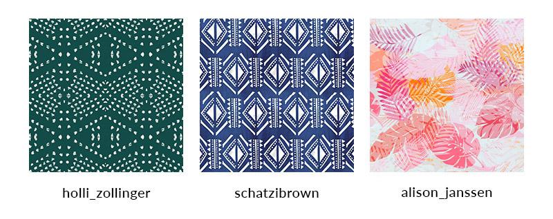 Meet Your Designer Crush: Bohemian Paradise | Spoonflower Blog