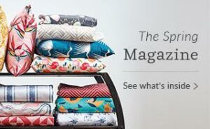 See what's inside the Spring Spoonflower Magazine | Spoonflower Blog