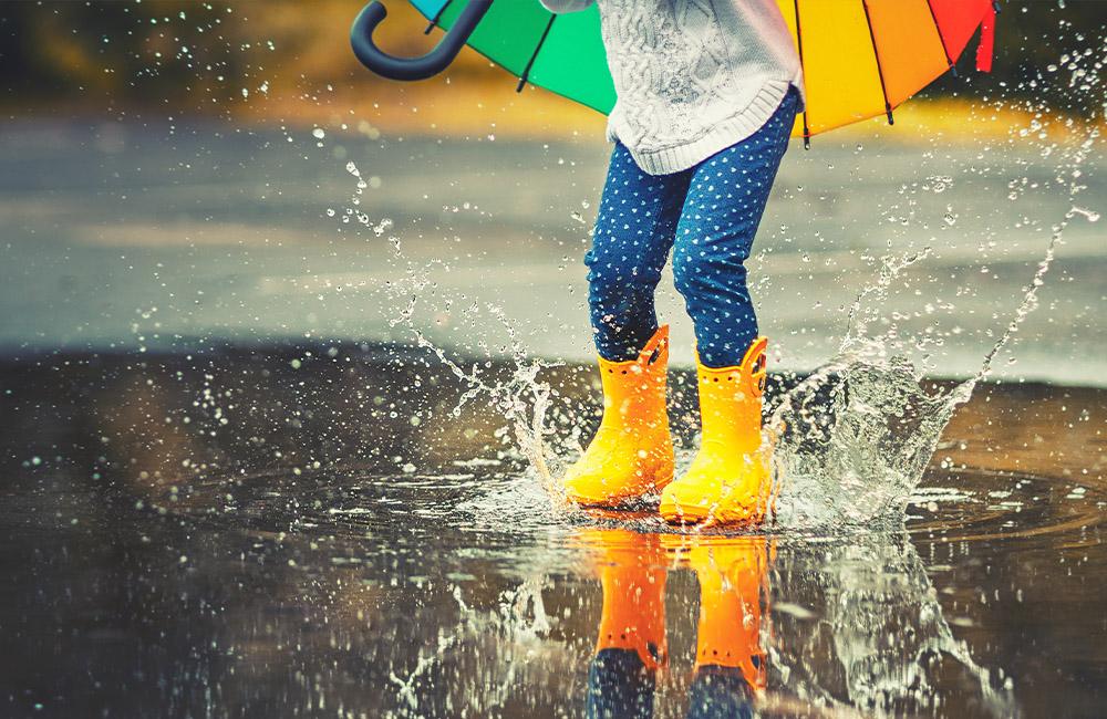 Announcing April's Design Challenge Themes - April Showers | Spoonflower Blog