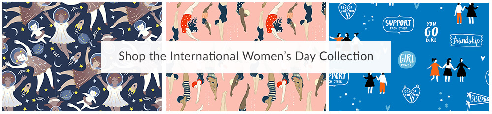 Spoonflower celebrate's International Women's Day | Spoonflower Blog