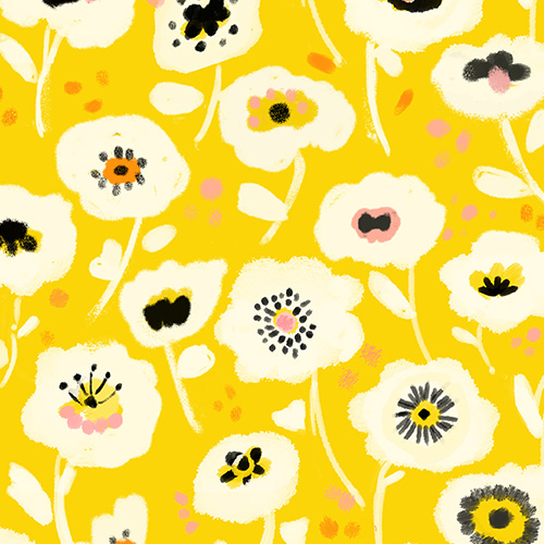 Spoonflower Spotlight: 4 Designers to Keep an Eye on This Month   Spoonflower Blog