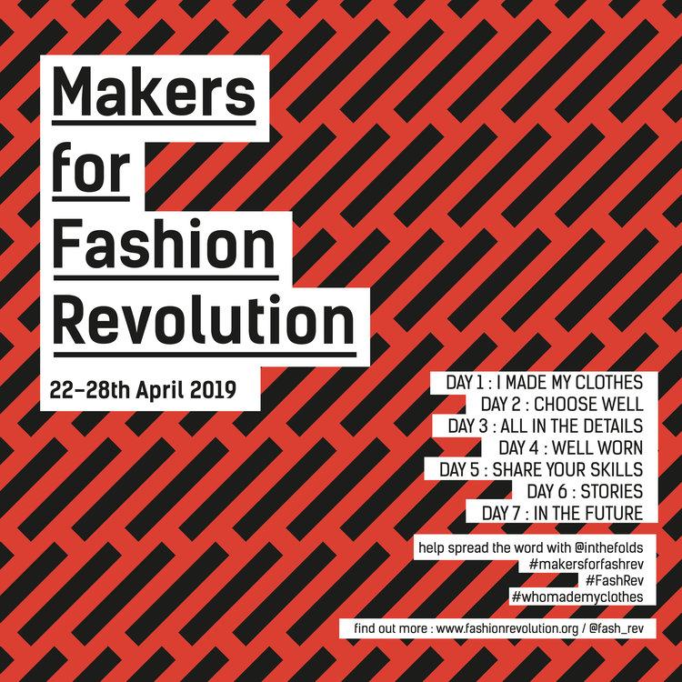 Makers for Fashion Revolution | Spoonflower Blog