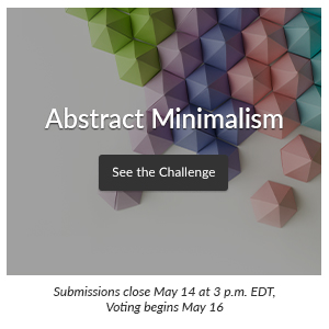 Spoonflower Design Challenge : Abstract Minimalism | Spoonflower Blog