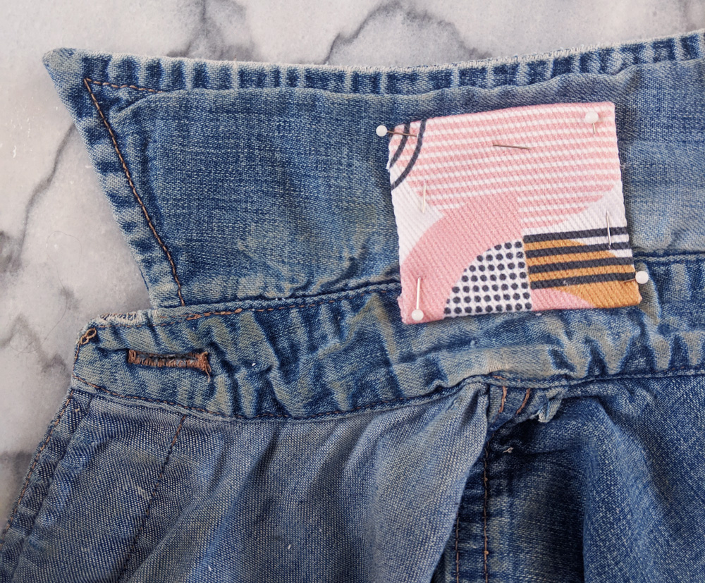 Visible Mending 101: How to Extend the Life of Your Wardrobe | Spoonflower Blog