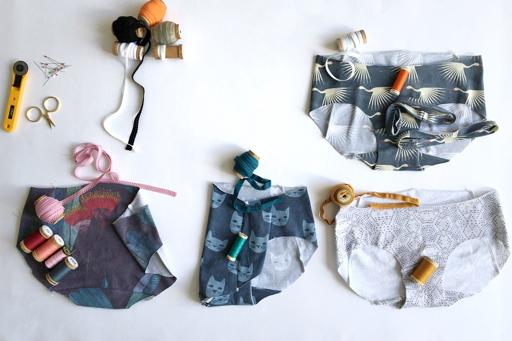 Everything You Need to Know About Buying Elastic for Handmade Underwear | Spoonflower Blog