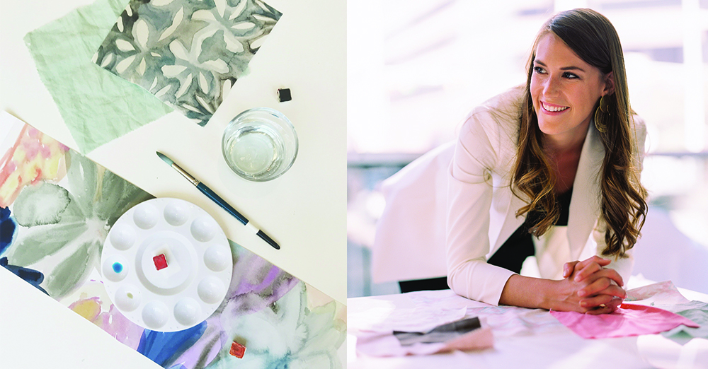 How The Founder of bunglo Turned Her Dream Job Into Her Day Job   Spoonflower Blog