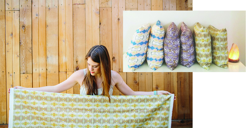 How The Founder of bunglo Turned Her Dream Job Into Her Day Job | Spoonflower Blog