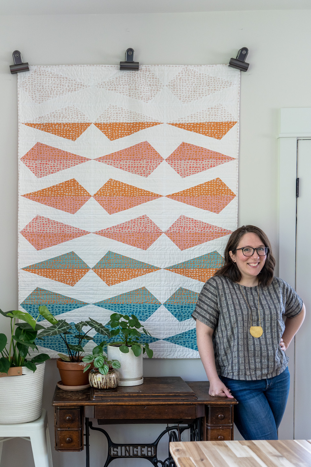 9 DIY Projects You Can Make with Petal Signature Cotton | Spoonflower Blog