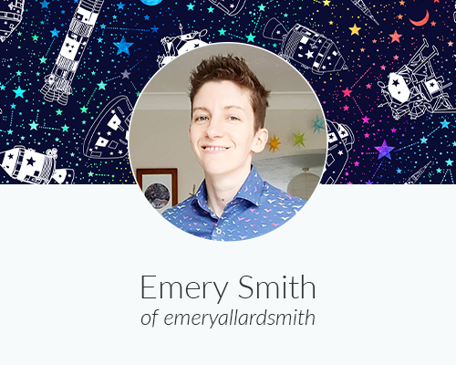May Designer Spotlight: Meet Emery Smith of emeryallardsmith | Spoonflower Blog