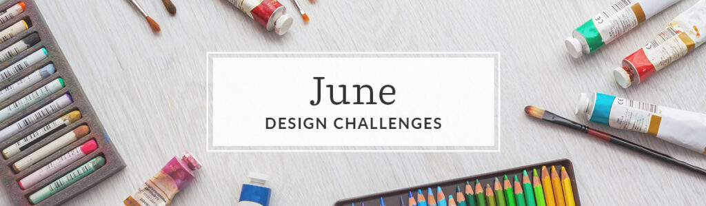 Announcing June's Design Challenge Themes | Spoonflower Blog