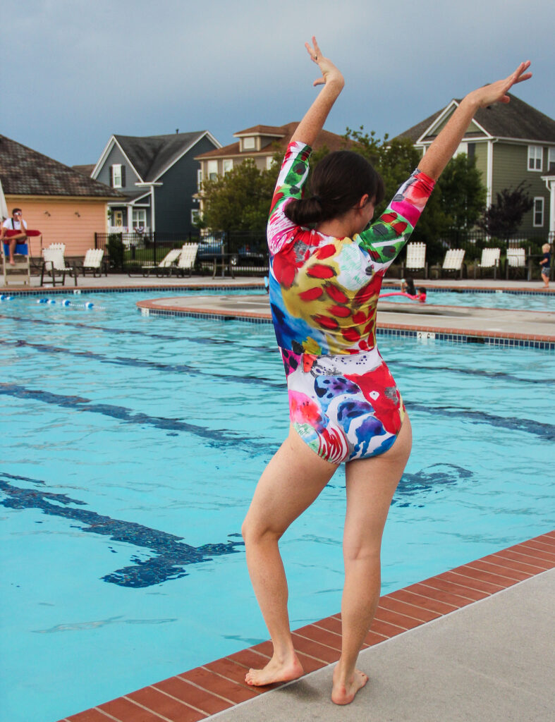 5 Indie Swimsuit Patterns to Sew This Summer | Spoonflower Blog