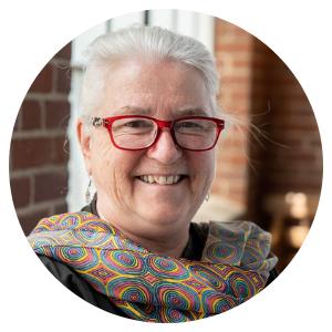Meet Barbara Lau : Spoonflower + LGBTQ Center of Durham: Pride 2019 | Spoonflower Blog