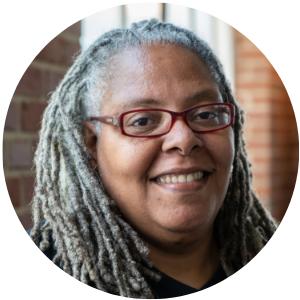 Meet Helena Cragg : Spoonflower + LGBTQ Center of Durham: Pride 2019 | Spoonflower Blog