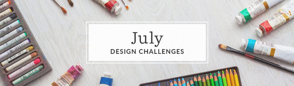 Announcing July's Design Challenge Themes | Spoonflower Blog