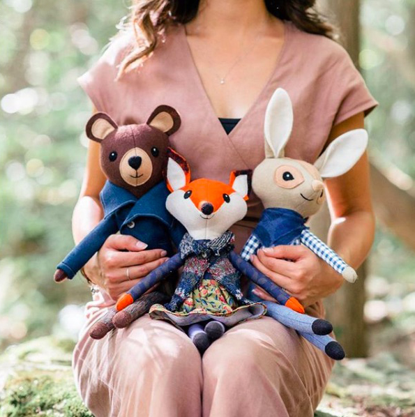 2 Simple Sewing Projects for Your Handmade Dolls | Spoonflower Blog