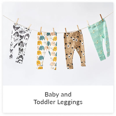 DIY Projects To Make for Your Little Ones - Baby Leggings | Spoonflower Blog