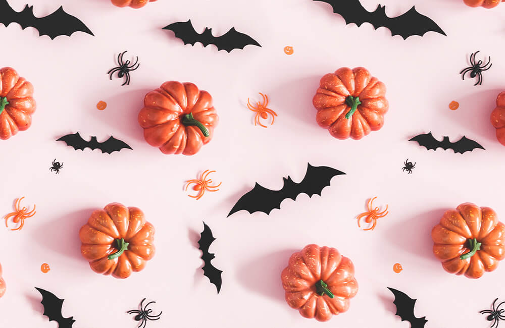 Announcing September's Design Challenge Themes: Halloween Embroidery | Spoonflower Blog
