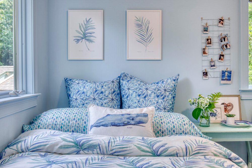Before & After: Teen Bedroom Makeover | Spoonflower Blog