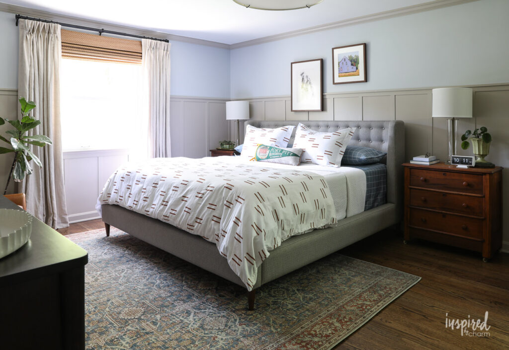7 Bedroom Makeovers You'll Want to See in Your Home   Spoonflower Blog
