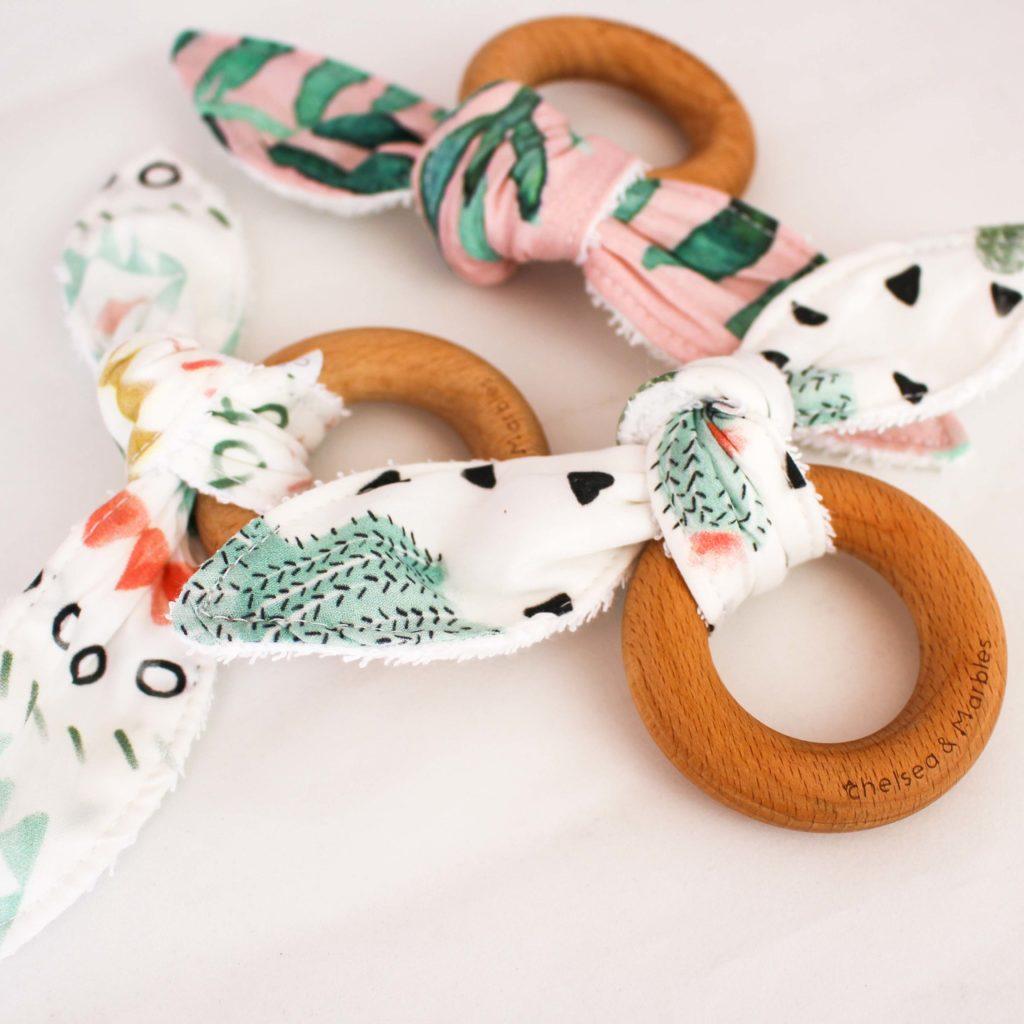 Baby teethers | Spoonflower Blog