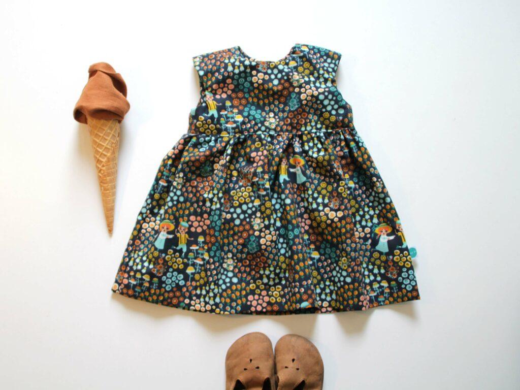 Floral toddler dress | Spoonflower Blog